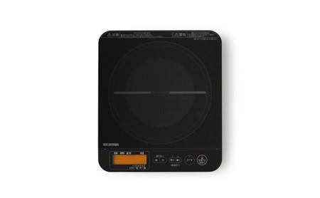 卓上IHコンロ 1400W 液晶付きIHC-T71-B