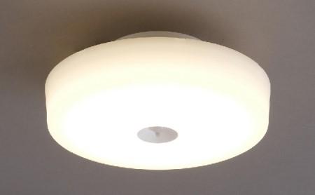 小型シーリングライト 2000円lm 人感センサー付 電球色 SCL20LMS-MCHL