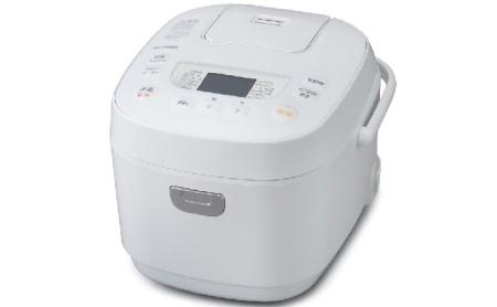 米屋の旨み 銘柄炊き ジャー炊飯器 5.5合 RC-ME50-W