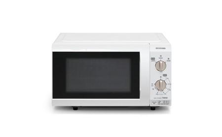 電子レンジ 18L フラットテーブル IMB-F184-6-WPG(西日本用)