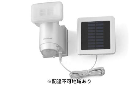 ソーラー式LED防犯センサーライトLSL-SBSN-400