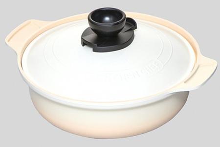 [№5730-0068]土鍋風無加水鍋(26cm) MKS-P26DO