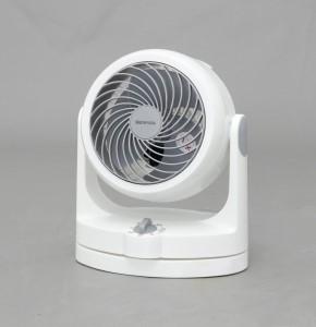 [№5730-0600]サーキュレーター 左右首振りタイプ 8畳用 ホワイト