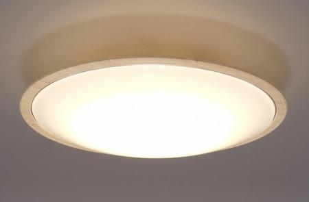 LEDシーリングライト メタルサーキットシリーズ ウッドフレーム 14畳調色 CL14DL-5.1WFU