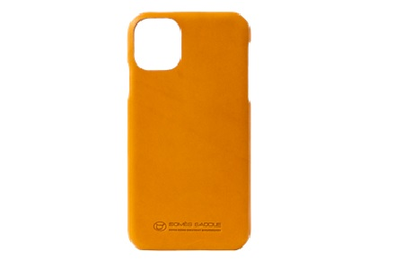 [CS-02]SOMES CS-02 iPhoneケース(11対応)(キャメル)【数量限定】