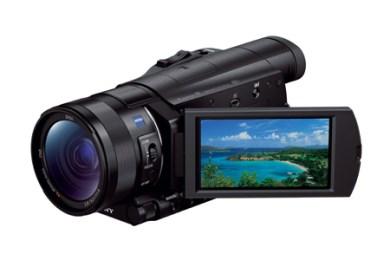 【165】ソニーデジタル4Kビデオカメラレコーダー (FDR-AX100 ブラック)-220,000ポイント