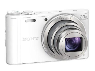 【139】ソニーデジタルスチルカメラ/サイバーショット(DSC-WX350 ホワイト)-30,000ポイント