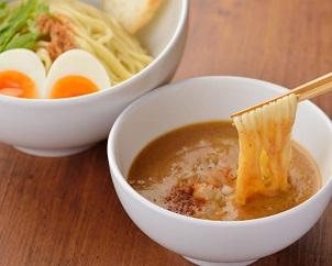 No.0049 えび助のオマール海老の濃厚つけ麺3食入