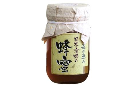 A034 七ツ森の恵み 日本蜜蜂の蜂蜜(480g)
