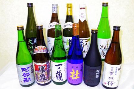 D004 多賀城桜と大吟醸+蔵の華 豪華殿様セット