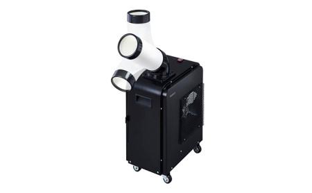 スポットクーラー 1.8kW ISAC-0802-B