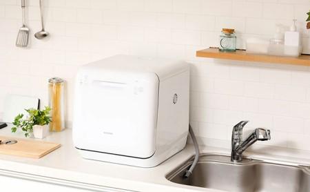 食器洗い乾燥機 ISHT-5000-W