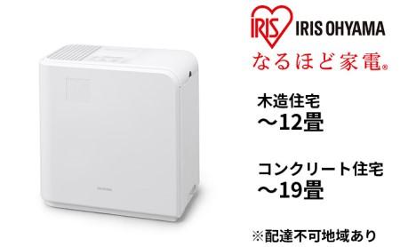 気化ハイブリッド式加湿器700ml HVH-700R1-W ホワイト
