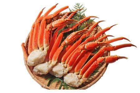【 カニ 】ボイル ずわいがに 脚 1kg 3Lサイズ < マルヤ水産 > かに 蟹