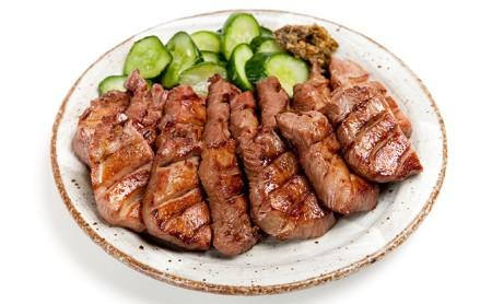 【2ヶ月連続お届け】味の牛たん喜助 職人仕込牛たんしお味 計2kg