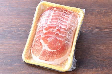 30P2153  大館北秋田産豚すきしゃぶ肉1キロ 【30pt】