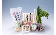 11003  50ポイント きりたんぽ鍋セット(2人前)  (株)伊徳(いとくデリカセンター)
