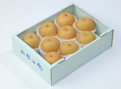 FY18-711 山形産和梨(あきづき)3㎏