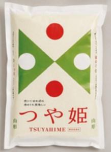 FY18-253 【4ヶ月連続】 山形農協 山形産 つや姫5kg×4回