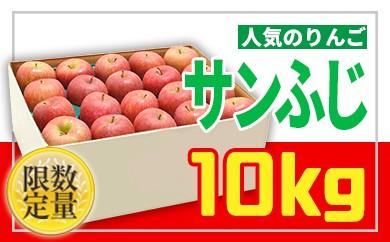 FY19-285 ♪フルーツ王国山形♪サンふじりんご 10kg