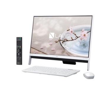Z-76 NEC LAVIE Direct DA(S) 【2017年春モデル】 23.8型液晶搭載の高性能一体型デスクトップ