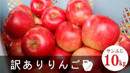 029-002 ふぞろいりんご【訳あり】