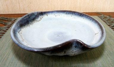 34 米沢焼 菓子鉢