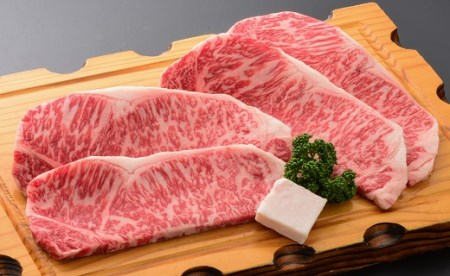 030-A018 米沢牛(サーロインステーキ)800g