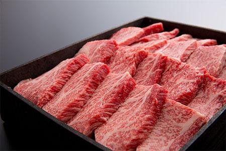 NA231 冷蔵 山形牛モモ焼肉用(340g)