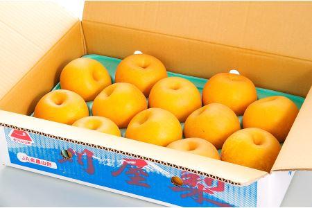 SA0034 酒田の果物といえばコレ! 果汁たっぷりの刈屋梨