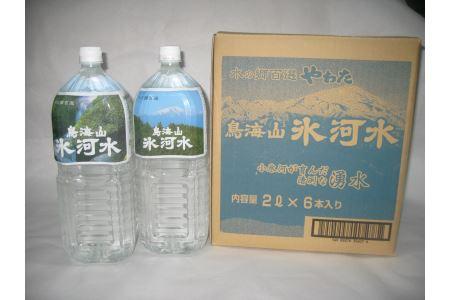 SA0058 鳥海山氷河水 2L