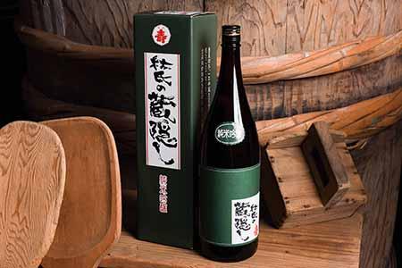 純米吟醸 杜氏の蔵隠し 1,800ml 010-E06