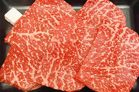 0002-05 山形牛 モモステーキ 約500g