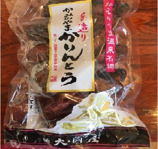 0005-011 かみのやまかりんとう 【第22回菓子博栄誉賞受賞】1袋