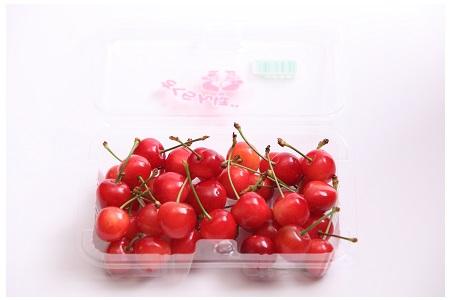 0103-016 さくらんぼ(佐藤錦)200g×6パック 合計1.2kg