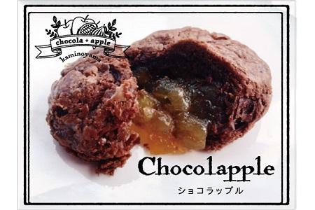 0048-212 まるごとアップルパイ 3個入、ショコラップル 5個入