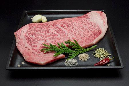 B006 【A5等級】米沢牛サーロインステーキ1枚(約200g)