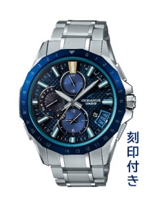 CASIO腕時計 OCEANUS OCW-G2000RA-1AJF ≪刻印付き≫ C-0118