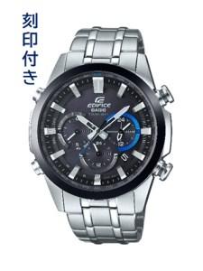 CASIO腕時計 EDIFICE EQW-T630JDB-1AJF ≪刻印付き≫ C-0136