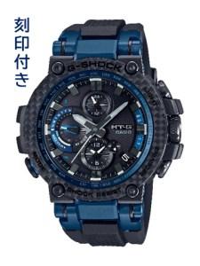 CASIO腕時計 G-SHOCK MTG-B1000XB-1AJF≪刻印付き≫ C-0154