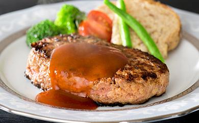 A28-2 国産牛肉100%ハンバーグ約1.0kg