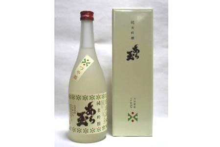 A31 純米吟醸酒(4合・つや姫100%使用)