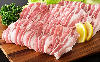 A177 やまがたの豚バラスライス 約2.2kg