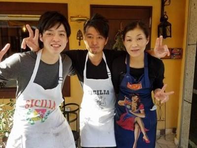 L-011 旬のかほくイタリア野菜を使った食事券(ANTICA TRATTORIA CIBO 自由が丘)