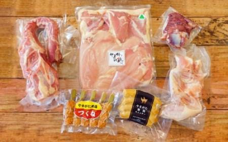 32000001<< やまがた地鶏&加工食品セット