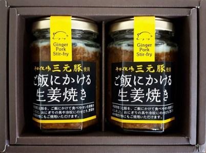 ご飯にかける生姜焼き 2本セット