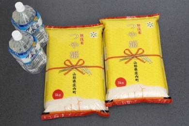 つや姫無洗米10kgセット