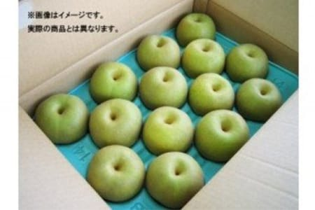 No.0867 【先行予約】【フルーツ王国福島からお届け】なし「幸水」5kg(特秀14玉)