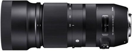 【キヤノンEFマウント】 SIGMA 100-400mm F5-6.3 DG OS HSM | Contemporary(数量限定)カメラ レンズ 家電