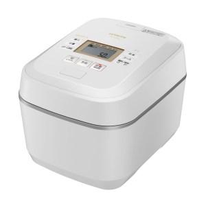 K-7 【圧力スチームIH】炊飯器(5.5合用) RZ-V100DM(W)